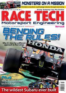 Race Tech – August 2021