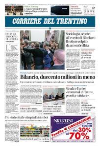 Corriere del Trentino – 31 ottobre 2019