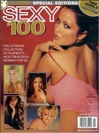 Playboy's Sexy 100 - March 2004
