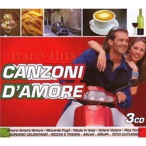 V.A. - Italo Hits - Canzoni D'Amore (3CD Box Set, 2007)