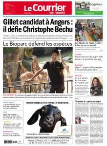Le Courrier de l'Ouest Angers – 10 avril 2021
