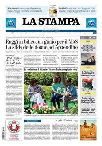 La Stampa Imperia e Sanremo - 10 Novembre 2018