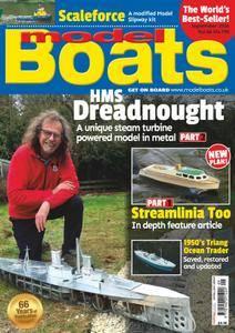 Model Boats - September 2016