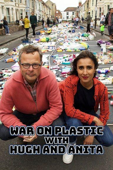BBC - War on Plastic with Hugh and Anita: Part 2 (2019)