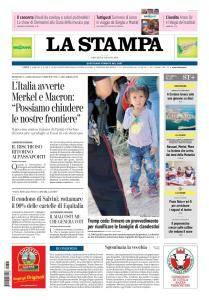 La Stampa Torino Provincia e Canavese - 21 Giugno 2018