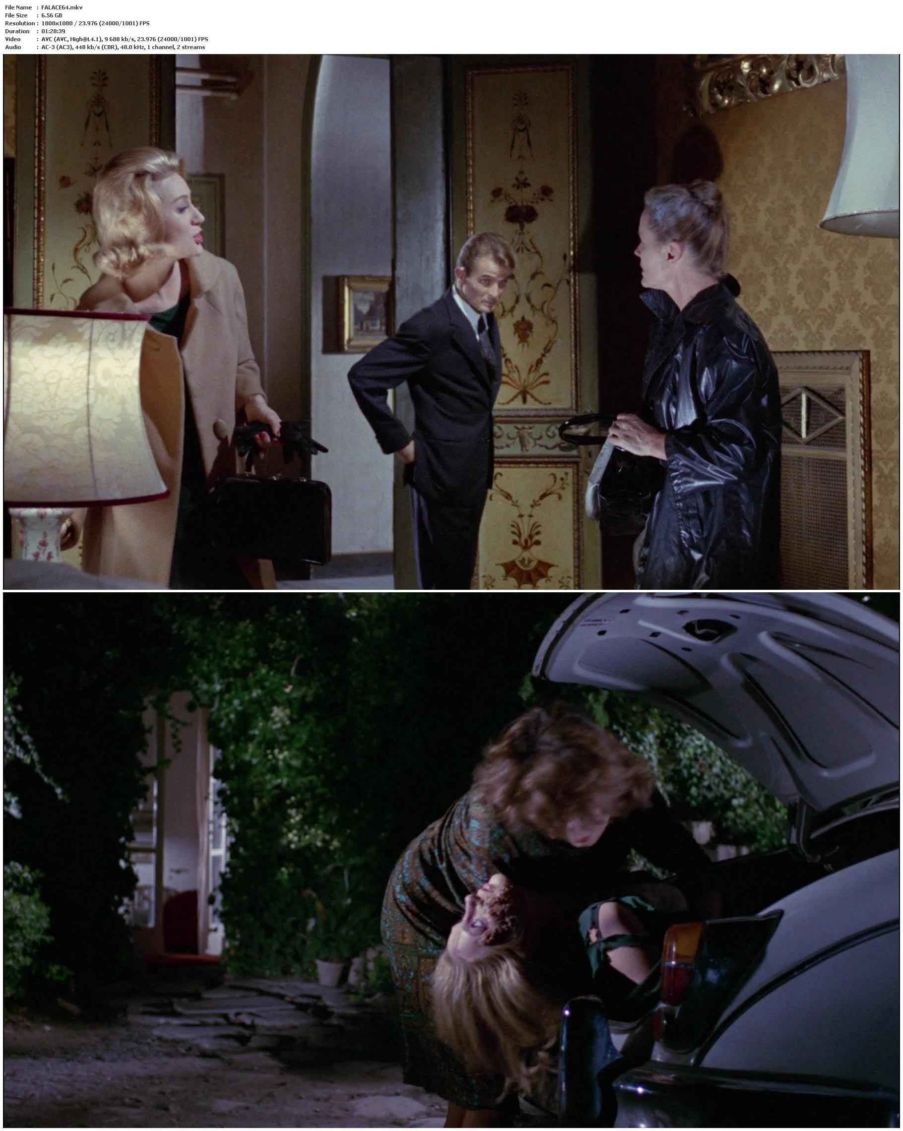 Blood and Black Lace (1964)