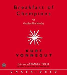 Audiobook: Breakfast of Champions by Kurt Vonnegut