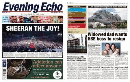 Evening Echo – May 07, 2018