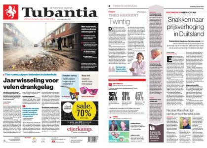 Tubantia - Enschede – 02 januari 2020