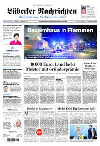 Lübecker Nachrichten Ostholstein Süd - 04. Dezember 2018