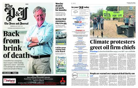 The Press and Journal Moray – July 17, 2019