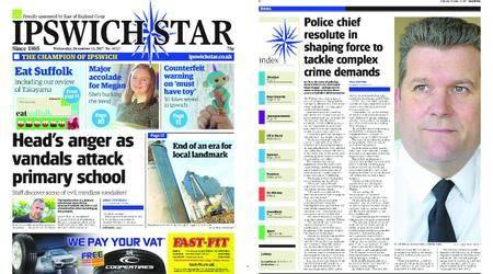 Ipswich Star – December 13, 2017