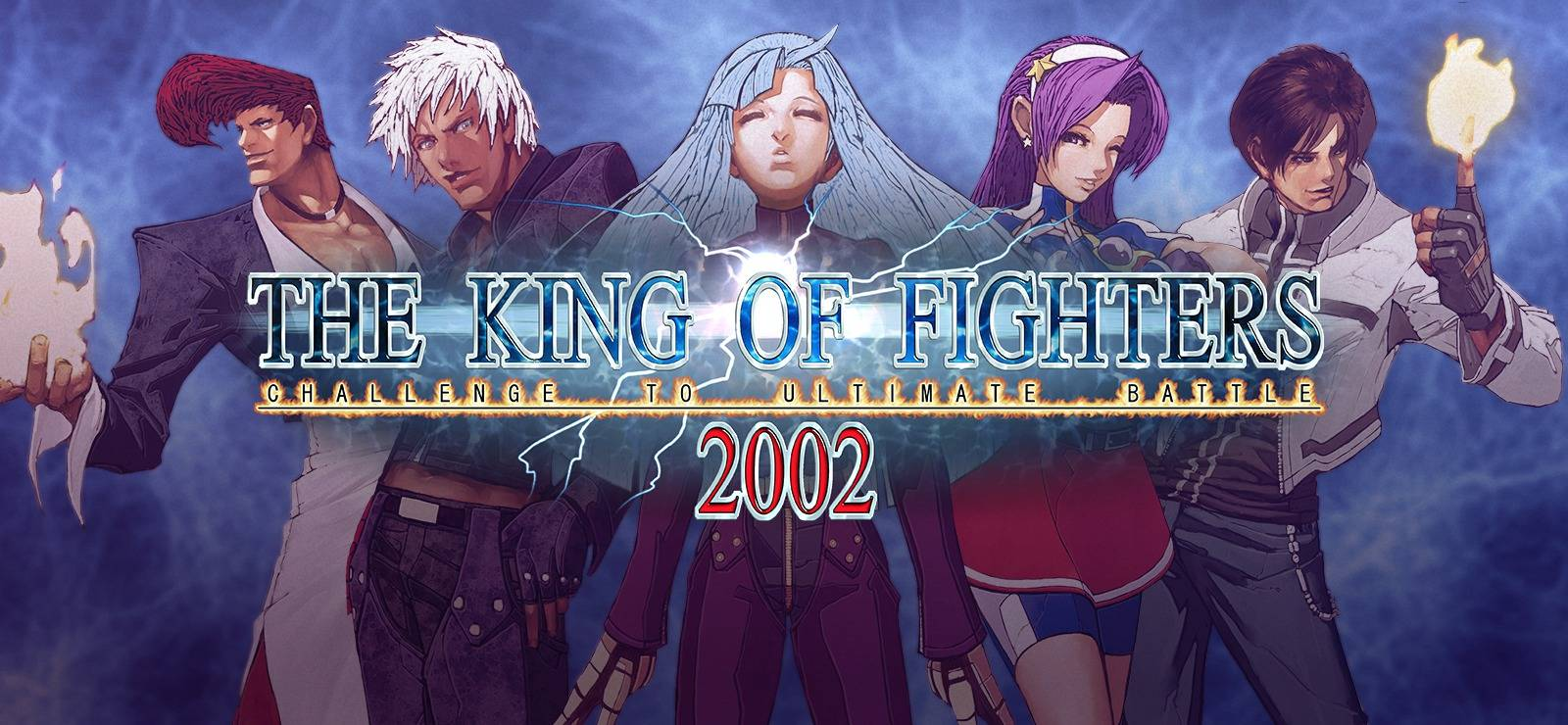 The King of Fighters 2002 (2002)