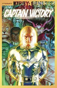 Dynamite-Kirby Genesis Captain Victory Vol 01 2020 Hybrid Comic eBook