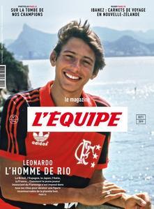 L'Equipe Magazine - 2 Novembre 2019