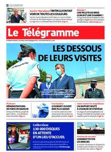 Le Télégramme Quimper – 07 mai 2021