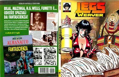Legs Weaver 045