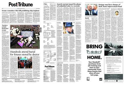Post-Tribune – February 13, 2020