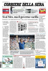 Corriere della Sera – 10 dicembre 2020