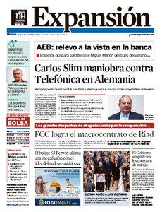 Expansión - Martes, 30 De Julio De 2013