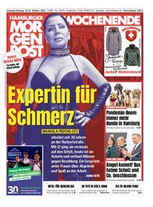 Hamburger Morgenpost – 16. Oktober 2021