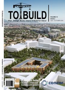 To Build - July-October 2020