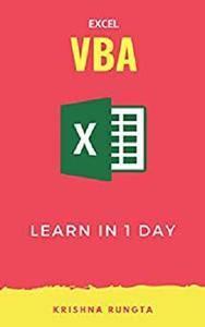 Excel VBA: Learn Excel VBA Programming in 1 Day
