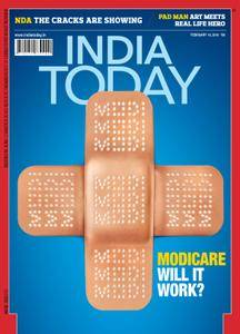 India Today - February 10, 2018