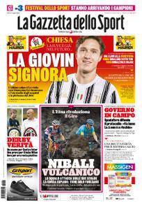 La Gazzetta dello Sport Roma – 06 ottobre 2020