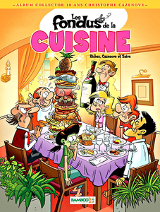 Les Fondus de la cuisine - 10 ans Cazenove