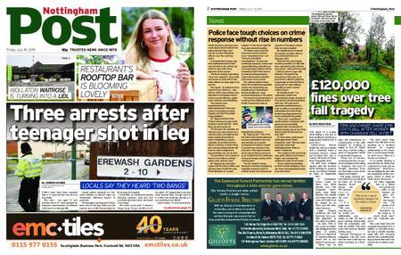 Nottingham Post – July 19, 2019