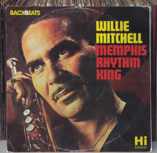 Willie Mitchell - Memphis Rhythm King (2012) {Harmless--Backbeats BACKBART004}