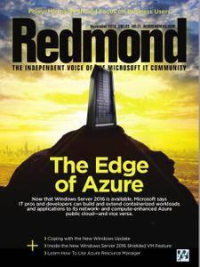 Redmond Magazine - November 2016