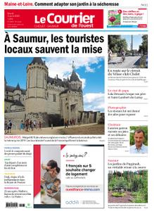 Le Courrier de l'Ouest Cholet – 04 août 2020