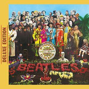 The Beatles - Sgt. Pepper's Lonely Hearts Club Band (Deluxe Anniversary Edition) (1967/2017) [Official Digital Download 24/96]