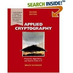 Applied Cryptography: Protocols, Algorithms, and Source Code in C - Reup