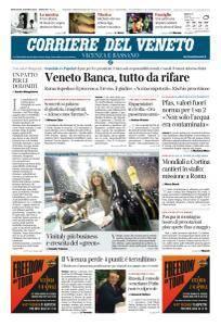 Corriere del Veneto Vicenza e Bassano - 28 Marzo 2018