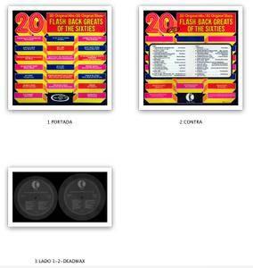 Various - 20 Flash Back Greats Of The Sixties (1974) K-Tel/TN 101 - Original NL Pressing - LP/FLAC In 24bit/96kHz