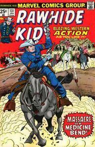 Rawhide Kid v1 131 1976 Brigus