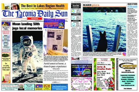 The Laconia Daily Sun – July 20, 2019