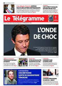 Le Télégramme Guingamp – 15 février 2020