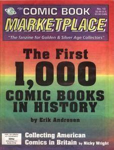 Comic Book Marketplace 013 1992
