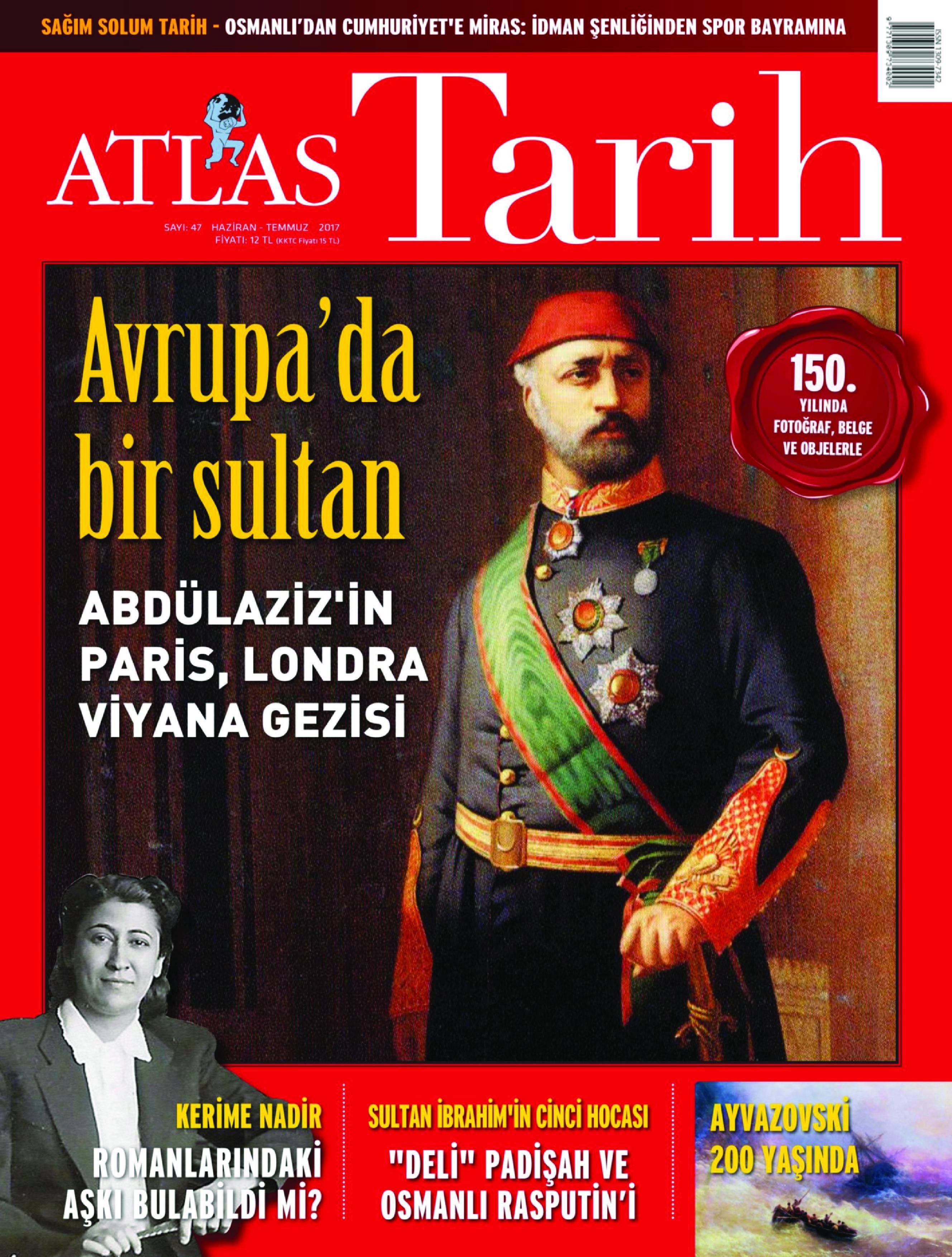 Atlas Tarih - Haziran/Temmuz 2017