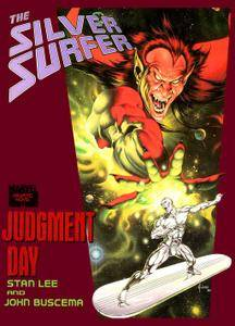 Marvel Graphic Novel 38 - Silver Surfer - Judgment Day 1988