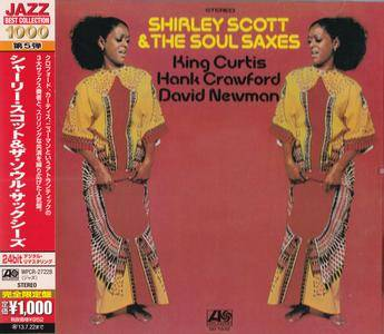 Shirley Scott - Shirley Scott & The Soul Saxes (1969) {2013 Japan Jazz Best Collection 1000 Series 24bit Remaster WPCR-27228}