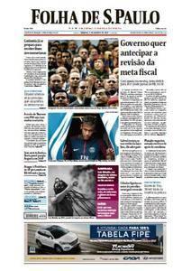 Folha de São Paulo - 05 Agosto 2017 - Sábado