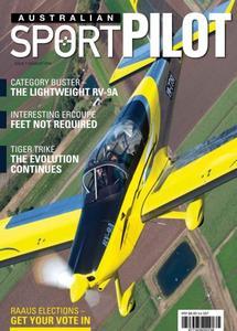Sport Pilot - August 2018