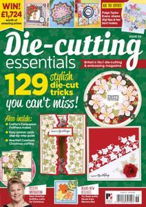Die-cutting Essentials – September 2019