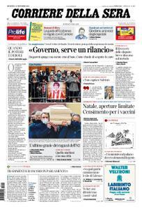 Corriere della Sera – 13 dicembre 2020
