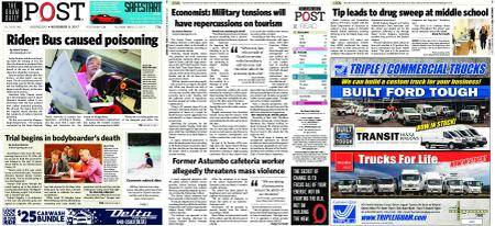 The Guam Daily Post – November 08, 2017